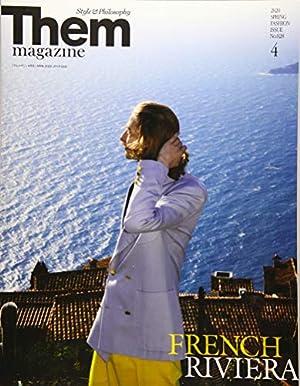 Them magazine 2020年 04 月号 [雑誌]
