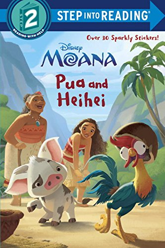 Disney Moana Pua and Heihei