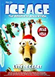 Ice Age Complete Collection (Ice Age / Ice Age 2 The Meltdown / Ice Age 3 / Ice Age 4 Continental Drift / Ice Age A Mammoth Christmas) (Bilingual)