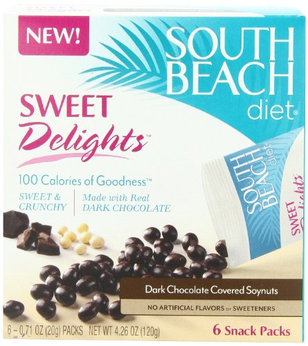 South Beach Diet Soy Nuts, 6-Count