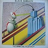 Technical Ecstasy - Black Sabbath LP