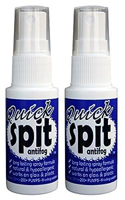 Jaws Quick Spit Antifog Spray