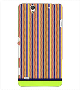 SONY XPERIA C4 PATTERN Designer Back Cover Case By PRINTSWAG