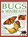 The Illustrated Wildlife Encyclopedia: Bugs & Minibeasts: Beetles, Bugs, Butterflies, Moths, Insects, Spiders