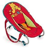 Hauck 62027 - Balancín para bebés con diseño Disney, color rojo