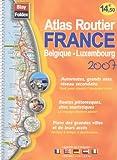 echange, troc Blay-Foldex - Atlas routier France belgique - luxembourg
