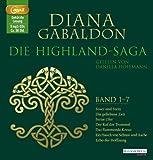Die Highland-Saga: Band 1 bis 7 - Feuer und Stein, Die geliehene Zeit, Ferne Ufer, Der Ruf der Trommel, Das flammende Kreuz, Ein Hauch von Schnee und Asche, Echo der Hoffnung