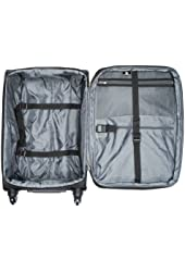 Delsey Luggage Helium Sky Carry-On EXP Spinner Suiter Trolley