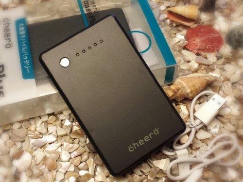 CheeroYRB 10400mAh Portable High Capacity DualPort External Photo