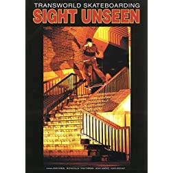 Transworld SKATEboarding's: Sight Unseen