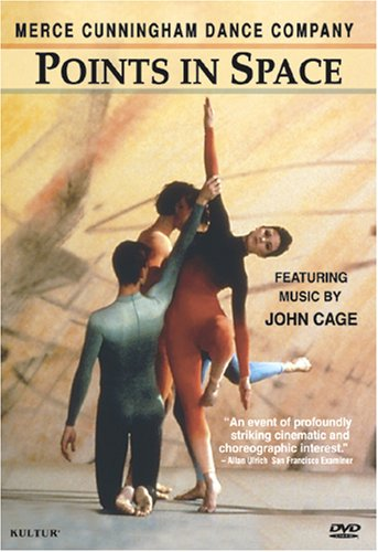 Points in Space: Merce Cunningham Dance Company [DVD] [Region 1] [US Import] [NTSC]