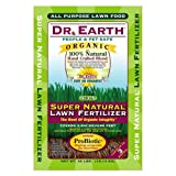 Dr Earth 829 40-Pound Organic Super Natural Lawn Fertilizer (Discontinued by Manufacturer)