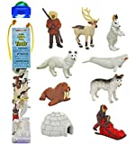Safari Toobs Arctic Miniature Replica Set