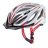 UVEX Sport Boss RS silver/red/pearl
