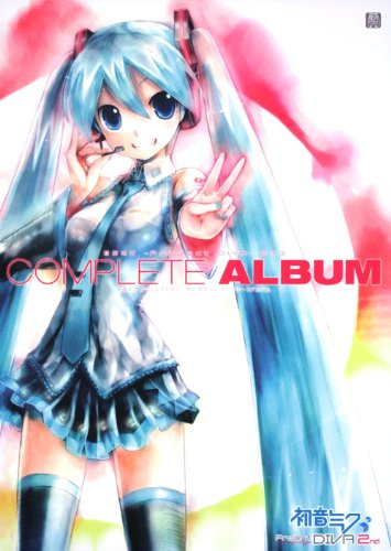 初音ミク ―Project DIVA―2nd COMPLETE ALBUM