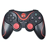 C-zone Wireless Bluetooth Gamepad/Game Controller for Android Cell Phone/Smartphone/Tablet/Smart Box /Android Tv /BOX Fit for Android Platform