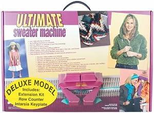 Amazon.com: Caron Embellish-Knit! Machine Kit