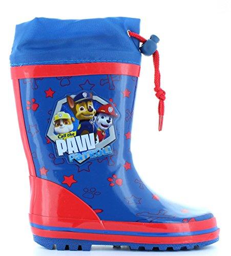 Stivali da pioggia per Bambino DISNEY 2300-2310 AZUL-ROJO size-map 28
