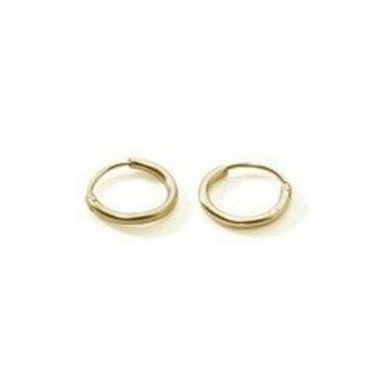 Small Gold Hoop Earrings Cartilage