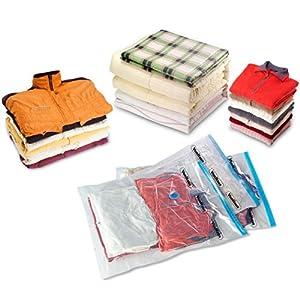 eSecure :20 Sacs de rangement gain de place pour vêtement