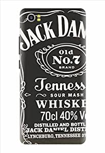 Noise Jack Daniels Printed Cover for Lava Pixel V2