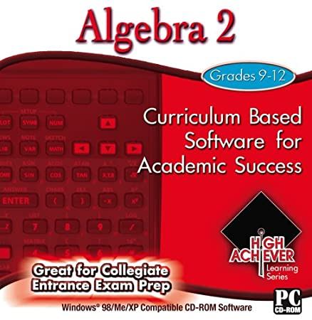 High Achiever Algebra 2