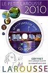 Petit Larousse illustre 2010 avec CD/ROM
