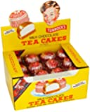 Tunnock's Real Milk Chocolate Tea Cakes 24 g (Pack of 36)