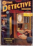 img - for Dime Detective (Canadian) 1945--September book / textbook / text book