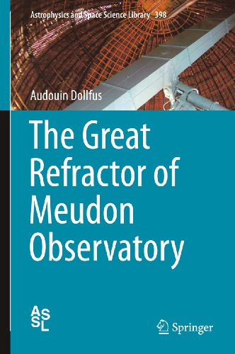 The Great Refractor Of Meudon Observatory: 398 (Astrophysics And Space Science Library)