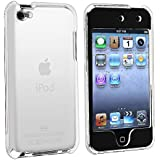 eForCity Snap-On Crystal Case for iPod touch 4G (Clear)