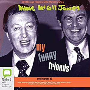 My Funny Friends Audiobook