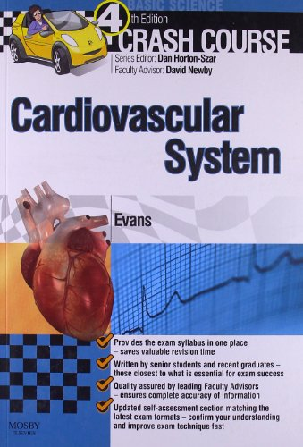 Crash Course Cardiovascular System, 4E