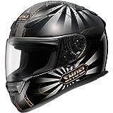 Shoei Conqueror RF-1100 Street Motorcycle Helmet - TC-9 / Small