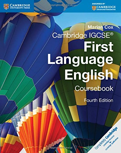 Cambridge IGCSE. First language english coursebook. Con espansione online. Per le Scuole superiori
