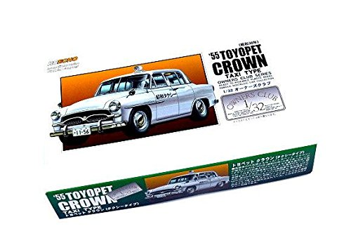 RCECHO® ARII Automotive Model 1/32 Cars Owners Club 55 TOYOPET CROWN NO.61 47066 A4766 with RCECHO® Full Version Apps Edition