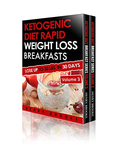 Easy Ketogenic Diet Box Set: Great Diet Recipes for Ketogenic Diet, Paleo, Spiralizer, Rapid Weight Loss, Healthy Living, Anti Inflammation, Manage Stress by Henry Brooke
