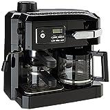 DeLonghi-BCO320T-Combination-Espresso-and-Drip-Coffee-Black