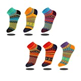 Leisure Sweat Soft Cozy Men's Sports Socks( 6 Pairs)
