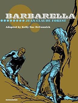 Barbarella Deluxe Edition (Super Oversized)