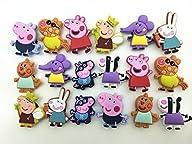 18 Peppa Pig George Daddy Pig Shoe Ch…