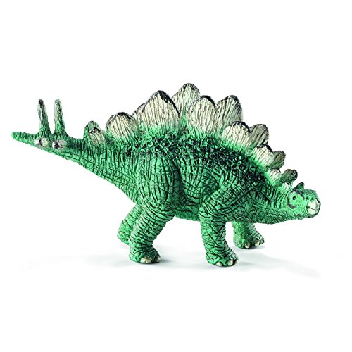Schleich Stegosaurus Toy Figure, Mini - 1