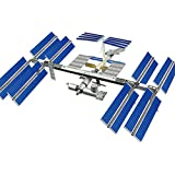 4D Vision International Space Station, 60-Piece, 1/450 Scale