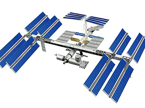 4D Vision International Space Station, 60-Piece, 1/450 Scale (International Space Station Model compare prices)