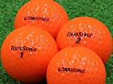 【Aランク】【ロゴなし】ツアーステージ EXTRA DISTANCE オレンジ 2014年モデル 30個セット【ロストボール】