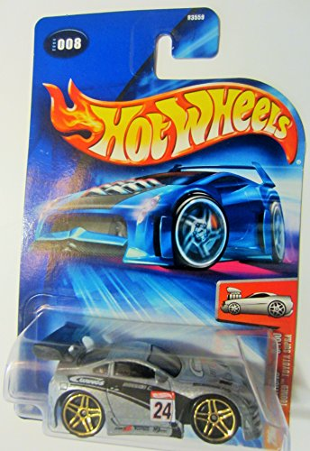 Mattel Hot Wheels 2004 First Editions 1:64 Scale Tooned Toyota Supra Die Cast Car #008