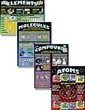 Mcdonald Publishing Mc-P153 Atoms Elements Molecules Compounds
