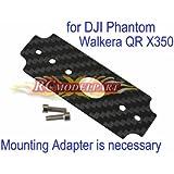 Hobbypower Mounting Adapter V2 for DJI Phantom Walkera Qr X350 to Tarot T-2d Tl68a00 Gimbal