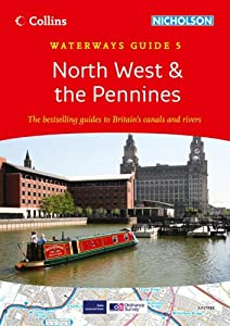 Waterways Guides, Book 5, North West & the Pennines (Collins Nicholson )