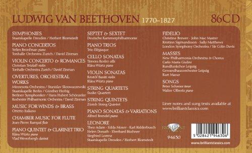 Beethoven: Complete Edition L. V. Beethoven Brili